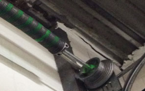 Garage torsion spring repair Greenwich